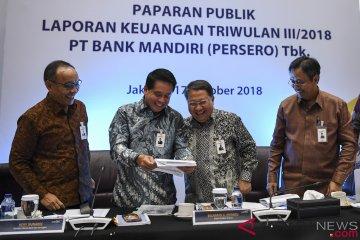Kinerja Bank Mandiri