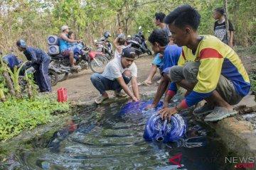 Krisis Air Bersih di Sukabumi