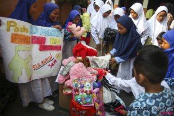 Mainan Untuk Anak Korban Gempa dan Tsunami Palu Donggala