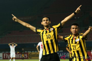 Piala Asia U-19 : Malaysia vs Tajikistan