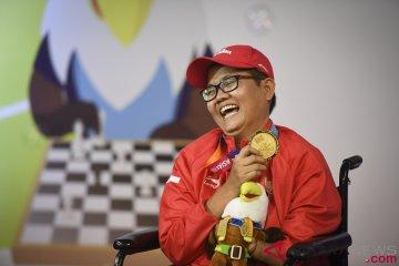 Emas Catur Asian Para Games 2018