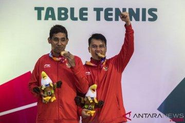 Daftar perolehan medali Asian Para Games (Rabu malam)