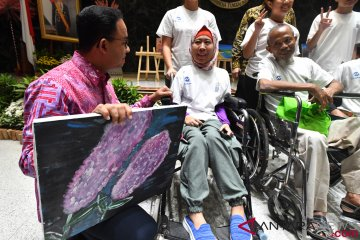 Mural Penyandang Disabilitas