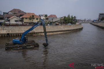 Normalisasi Sungai Ciliwung