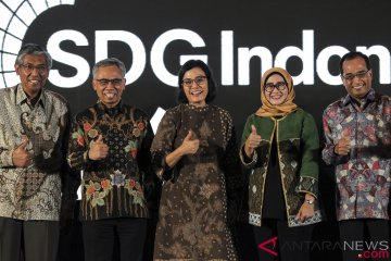 Peluncuran SDG Indonesia One