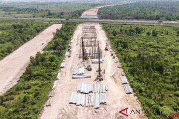 Pembangunan Tol Kapal Betung