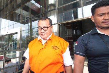 KPK Periksa Anggota DPRD Sumut Analisman Zalukhu
