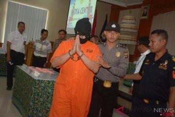 WN Malaysia Pengedar Narkoba Ditangkap di Bali
