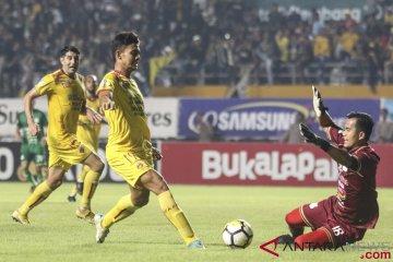 PSMS Kalahkan Sriwijaya FC