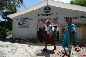 Sekolah Darurat Pascabencana