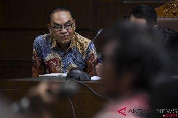Sidang Suap Proyek PLTU Riau-1