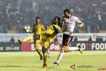 Liga 1 : Sriwijaya FC vs Bali United