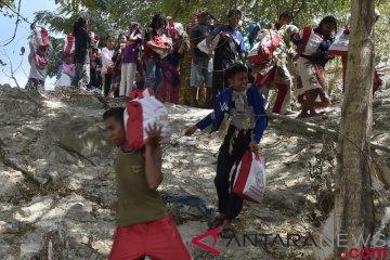 Bantuan Presiden Untuk Korban Gempa
