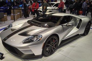 """Kebocoran hidrolik picu kebakaran, Ford """"recall"""" GT supercar"""
