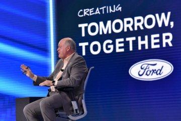 Ford buka peluang produksi mobil Volkswagen di pabrik AS