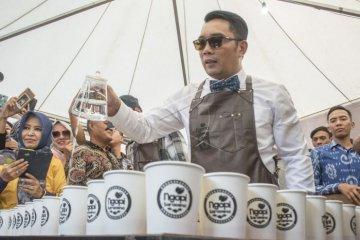"""Festival Ngopi Saraosna"" di Bandung"