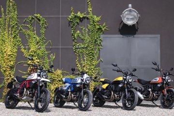 Model baru 2019 dari  Ducati
