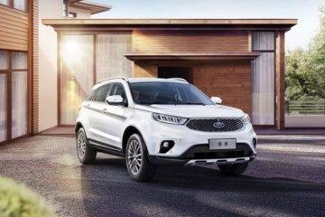 "Ford rilis ""Territory"" demi dongkrak penjualan yang melorot di China"