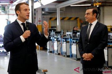 Ghosn ditangkap, Jepang berupaya jaga stabilitas aliansi Nissan
