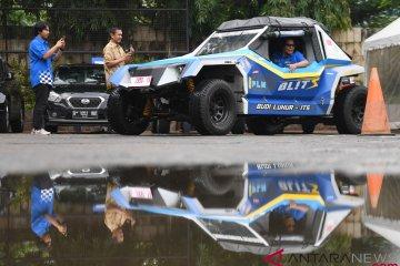 Mobil listrik Blits menjelajah 15.000km sebelum terjun Rally Dakar