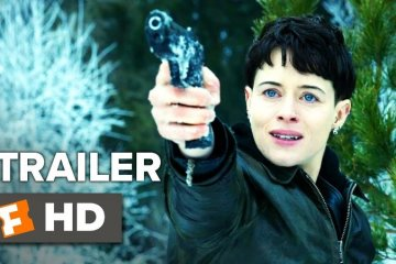 "Hacker ungkap intrik tingkat tinggi dalam ""The Girl in the Spider's Web"""
