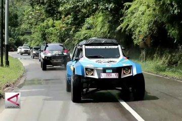 Mobil Listrik Blits targetkan ikuti reli di Argentina
