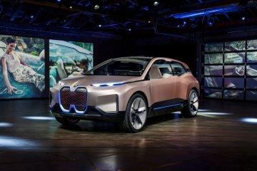 Mobil listrik mewah penantang Tesla