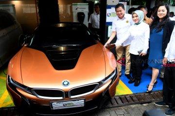 BMW dan JLR akan berkolaborasi penggerak listrik mendatang