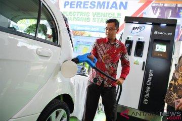 Gerbang menuju era kendaraan listrik