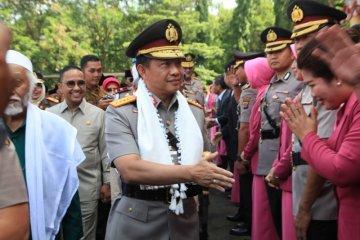 Peningkatan Status Polda Banten