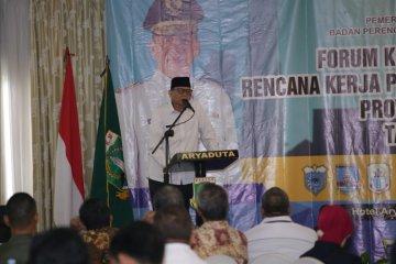 Pembahasan RKPD Banten 2020