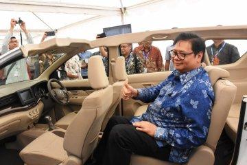 Pemerintah akselerasi pengembangan kendaraan listrik
