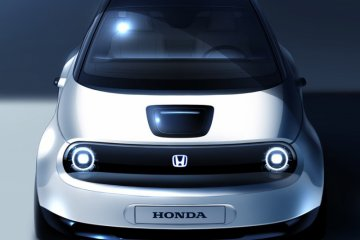 Honda akan luncurkan prototipe mobil listrik di Geneva Motor Show