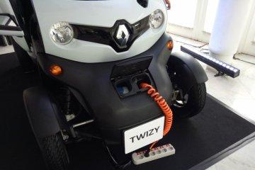 Peluang besar mobil listrik berbasis baterai di Indonesia