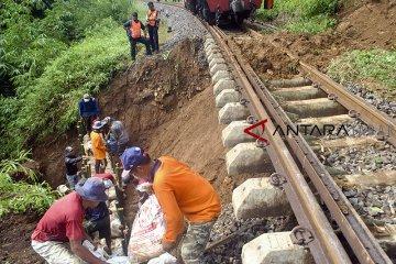 KA lintas Sukabumi-Bogor dibatalkan sementara