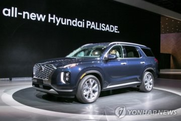 Penjualan SUV di Korea Selatan naik 12,7 persen pada 2018