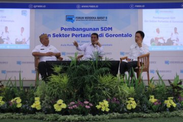 Diskusi Pembangunan SDM dan Sektor Pertanian