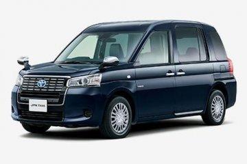 Taksi ramah penumpang berkursi roda diperkenalkan di Jepang