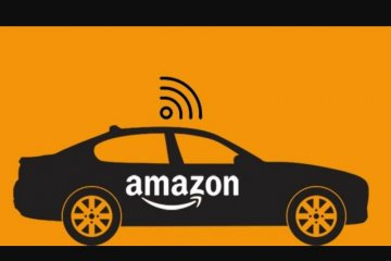 Amazon ikut berinvestasi teknologi swakemudi