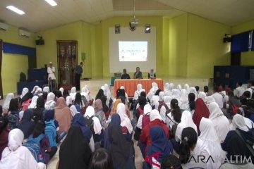 Ratusan pelajar  Ikuti Tes Program Beasiswa Badak Full Scholarship Atau BAFCO