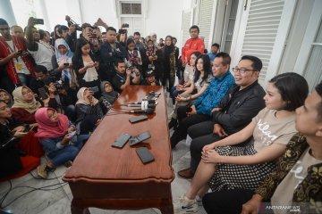 Rumah dinas Gubernur Jawa Barat akan dilengkapi kolam renang