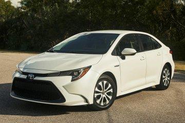 Corolla 2020 akan saingi saudaranya, Prius