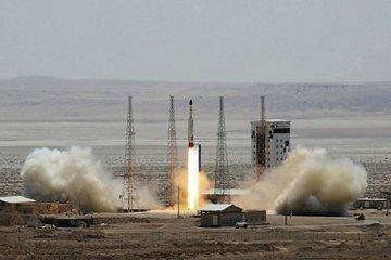Peluncuran satelit Iran gagal