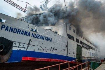 Panorama Nusantara Terbakar