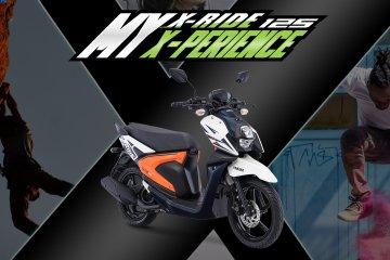 "Yamaha gelar ""X-Ride My Experience"" tiga kota"