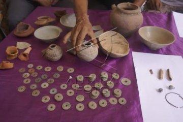 Temuan Koin dan Gerabah Kuno Dinasti Ming