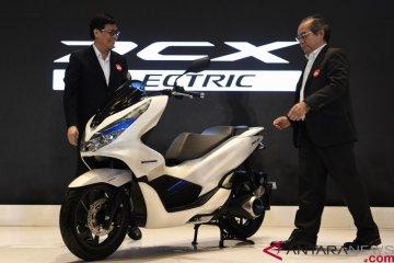 Honda resmi kenalkan PCX electric di Indonesia
