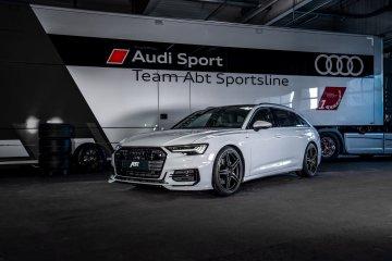 Audi A6 Avant akan mejeng di Geneva Motor Show 2019