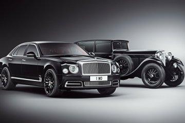 Ulang tahun ke-100, Bentley pamerkan dua mobil terbarunya di GIMS