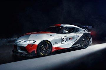 Toyota GR Supra GT4 memulai debutnya di Geneva Motor Show